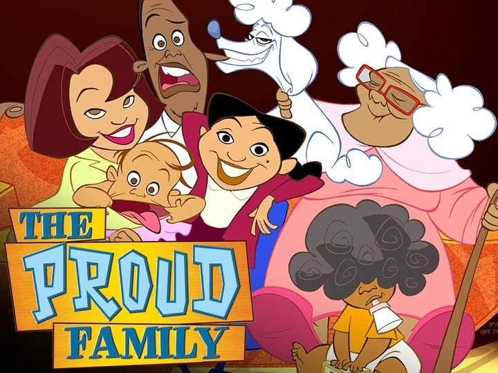 The Proud Family Series