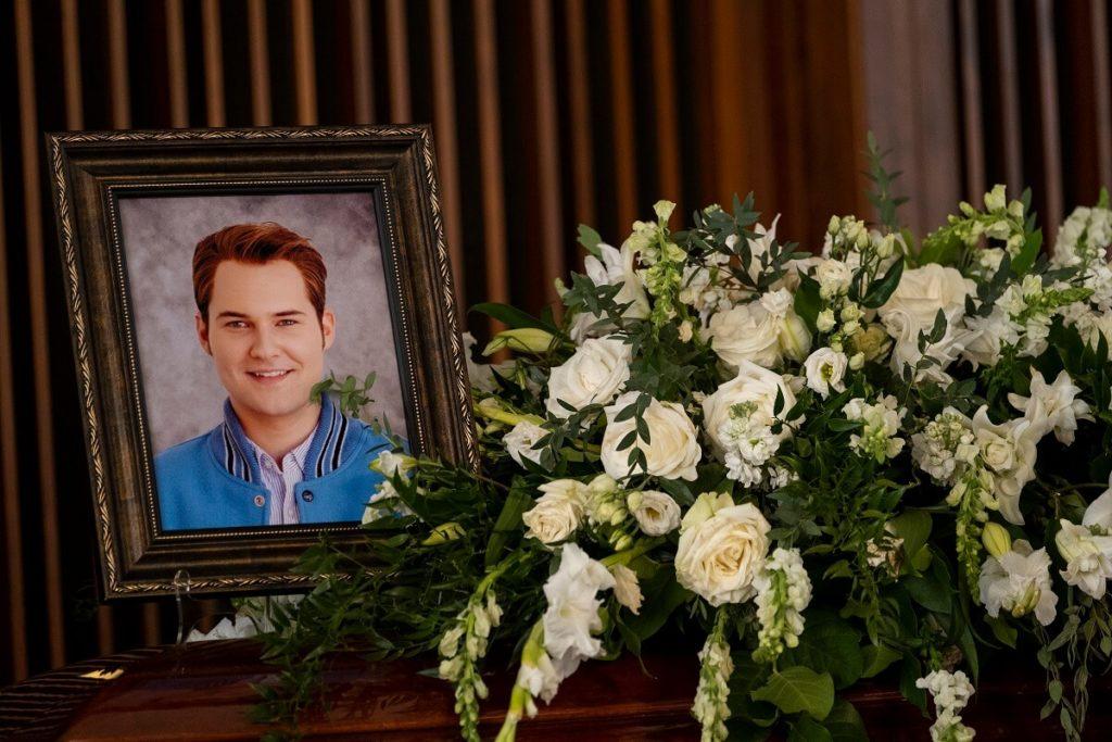 13 Reasons Why Bryce Walker Funeral